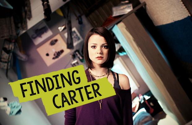 Finding Carter logo