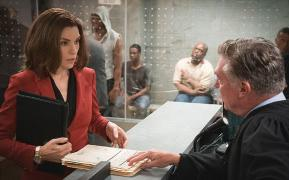 The Good Wife Don & Alicia
