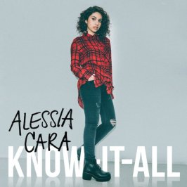 Alessia Cara Know-It-All Album Cover