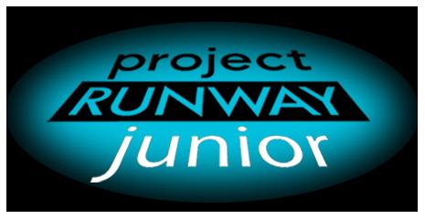 Project Runway Junior logo